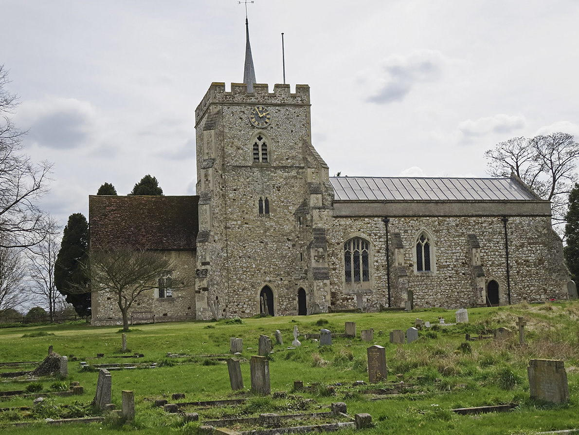 Church of St Mary the Virgin, Pirton, courtesy Hugh J. Griffiths, www.eimagesite.net