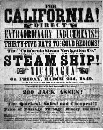 Gold Rush Poster
