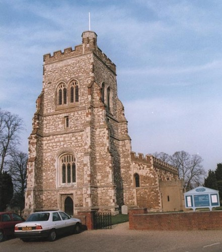 Church of St. Mary the Virgin, Henlow, Bedfordshire