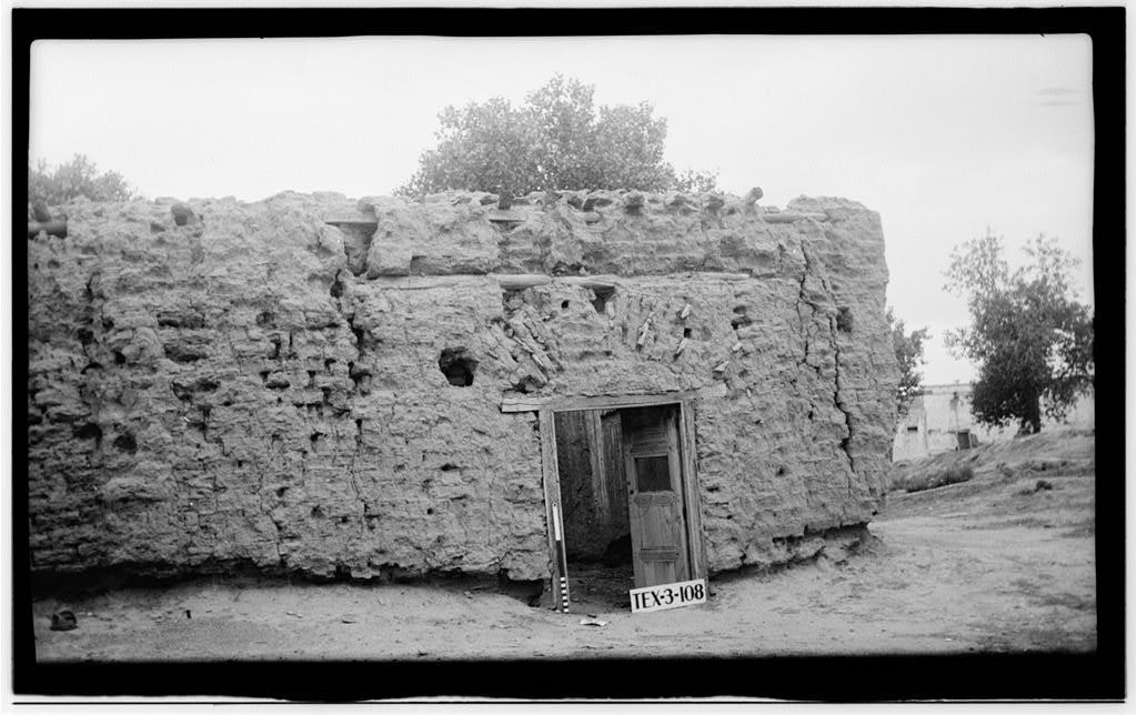 WPA Lujan House photograph