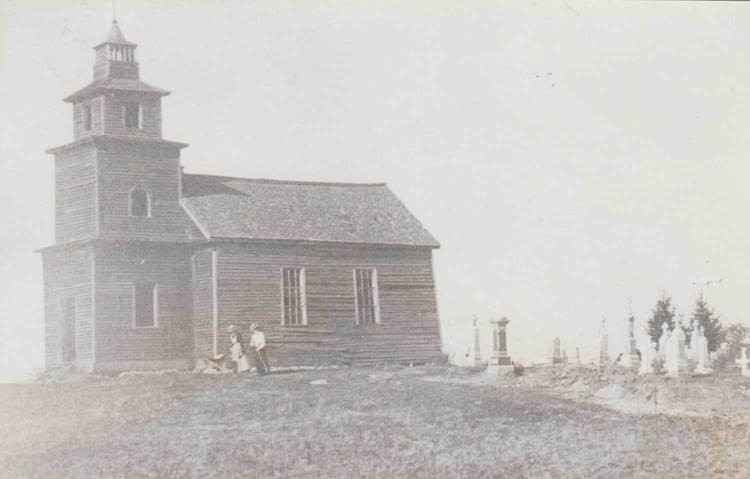 First Church of St. Peter, Delano, Wright, Minnesota