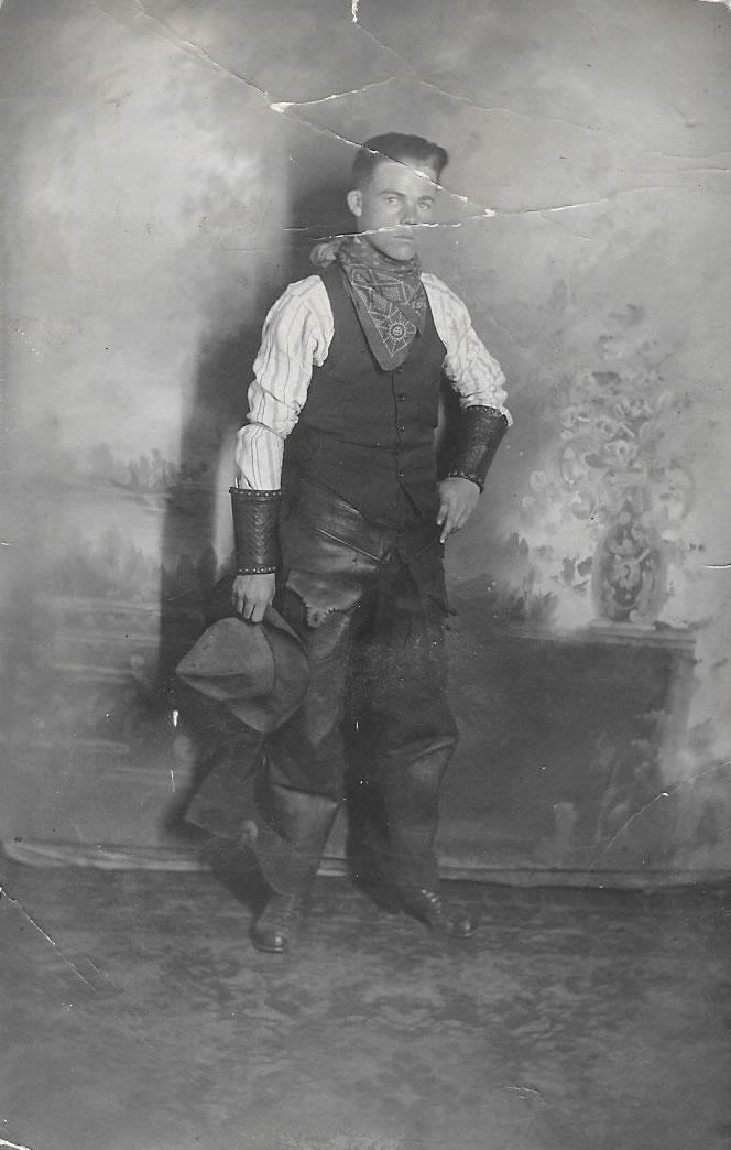 Willard Vane Wood